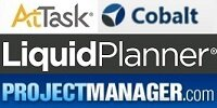 AtTask Liquidplanner CobaltPM ProjectManager Update
